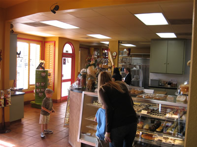 Martha Green's Pastry Case
