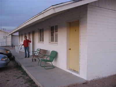 Sun Camp Quarters