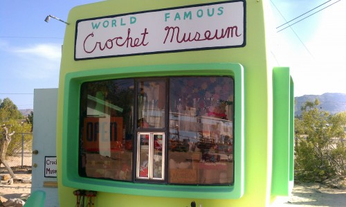 World Famous Crochet Museum | Joshua Tree