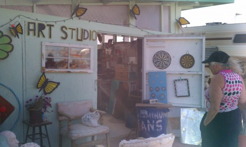 Art Queen Studio | Joshua Tree
