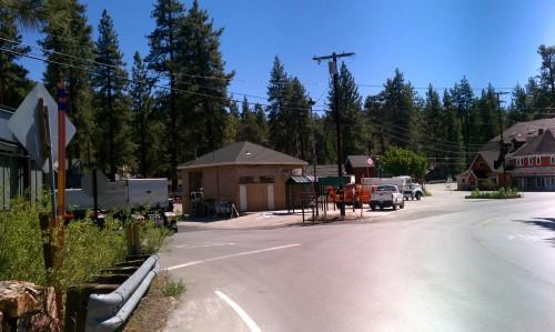 Road Work Fawnskin
