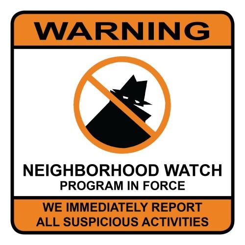 Neighborhood Watch Fawnskin