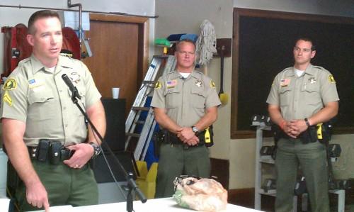 J King | San Bernardino County Sheriffs