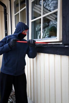 Burglary in Fawnskin