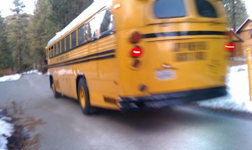 Lost Bus Fawnskin