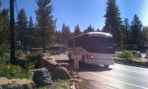 Bus Loads Fawnskin