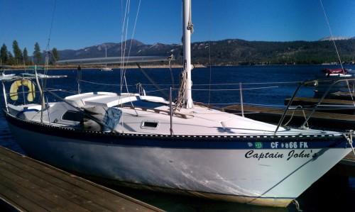 Captain Johns Marina