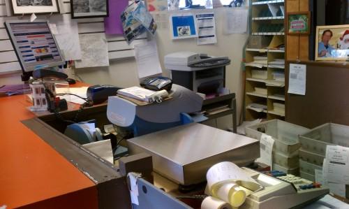 Fawnskin Post Office