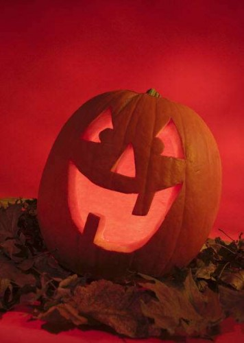 Halloween in Fawnskin
