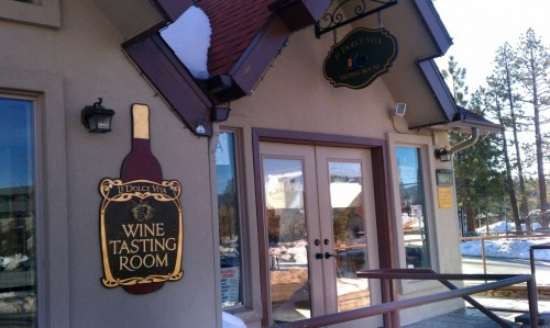 La Dolce Vita | Big Bear Wine Tasting