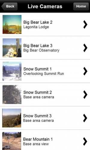Big Bear Local | Mobile Phone App