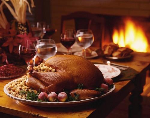 Thanksgiving Fawnskin